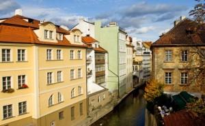 Hotell i Prag