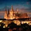Slottet i Prag