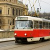 Kommunikationer i Prag